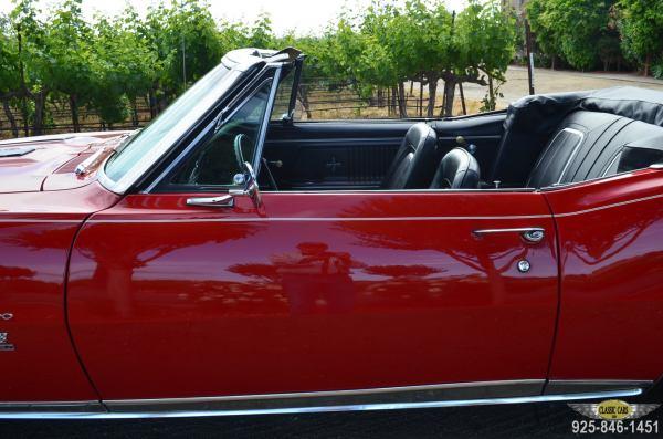 1967 Chevrolet Camaro RS/SS Convertible 396c i  – CLASSIC