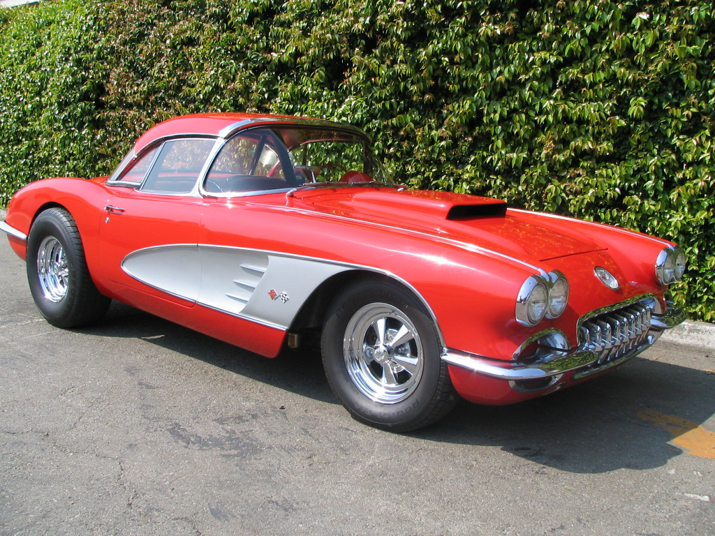 Pro Street Cars >> 1959 Pro Street Corvette Classic Cars Ltd Pleasanton California