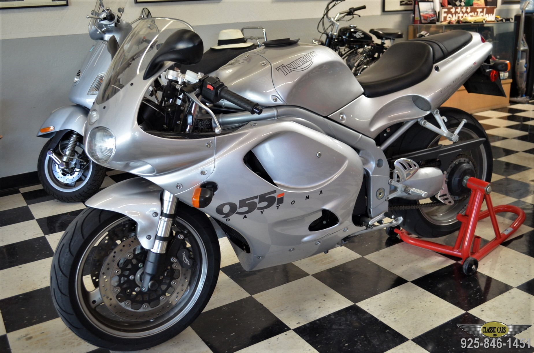 Triumph Daytona 955i Classic Cars Ltd Pleasanton California
