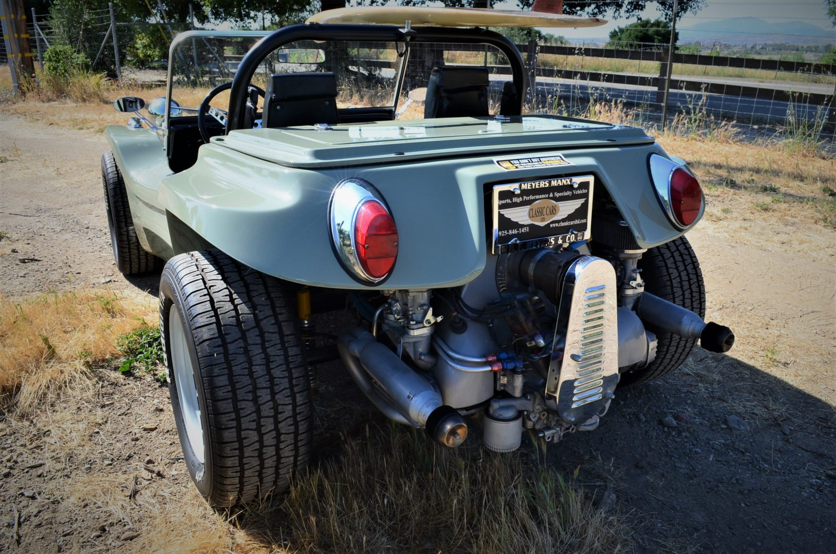 1957 MANX DUNE BUGGY – CLASSIC CARS LTD, Pleasanton California