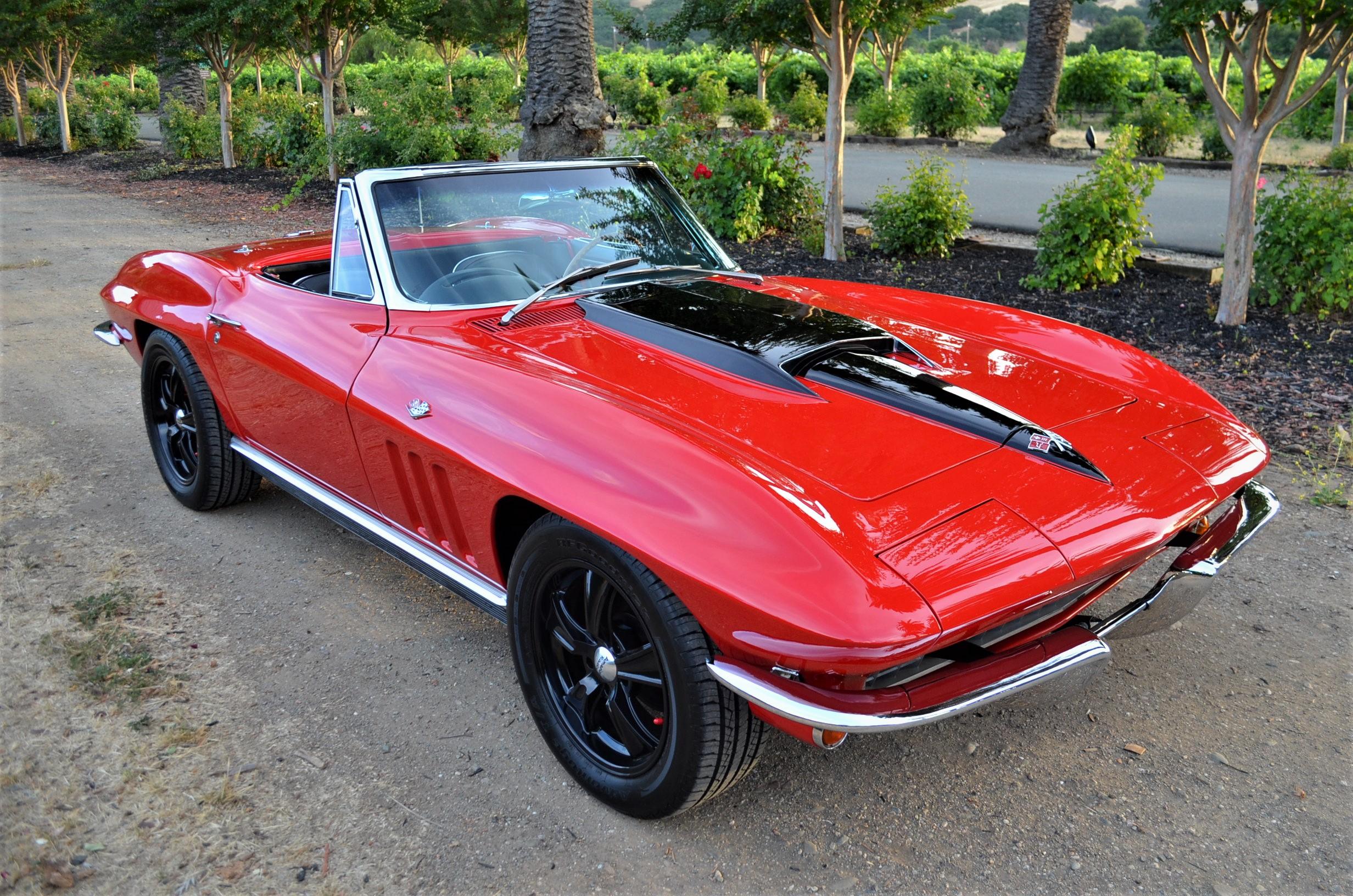 Kekurangan Corvette C2 Perbandingan Harga
