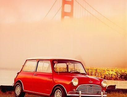 """1967 Austin Mini Cooper """"S"""""""